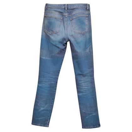 Chanel gedrukte jeans