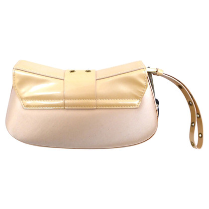 Christian Dior Seidenclutch