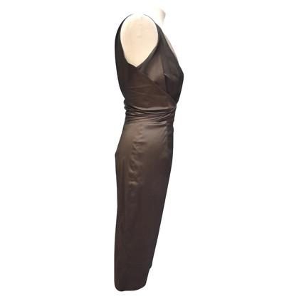Talbot Runhof Kleid mit Ausschnitt