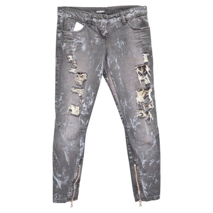 Balmain Destroyed jeans
