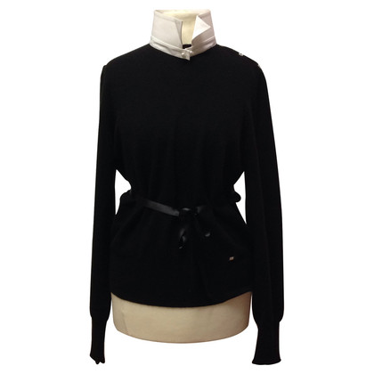 Chanel Sweater with blouse elements