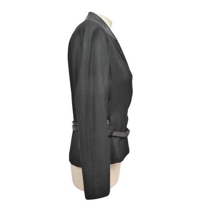 Christian Dior Wikkel blazer met riem