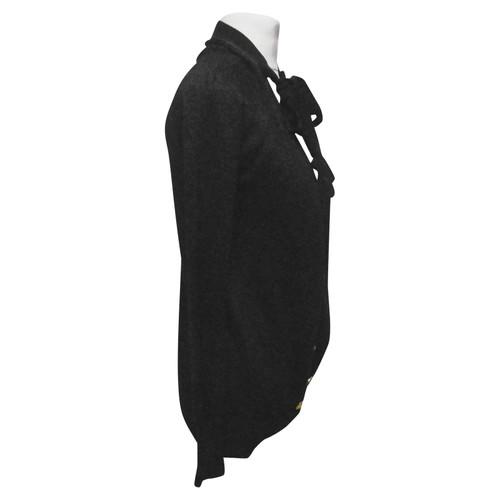 8471ff0aa50b6c Chloé Schwarze Jacke - Second Hand Chloé Schwarze Jacke gebraucht ...