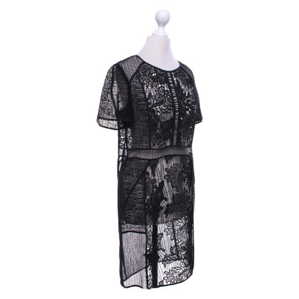 Rebecca Taylor Lace dress in black