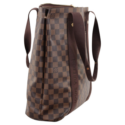 "Louis Vuitton ""Beaubourg Tote Damier Ebene Canvas"""