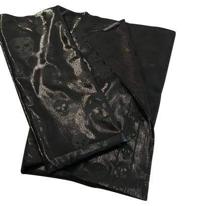 Alexander McQueen Zijden foulard