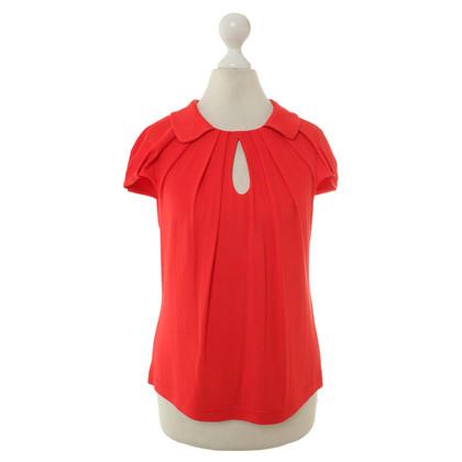 Tara Jarmon top in red