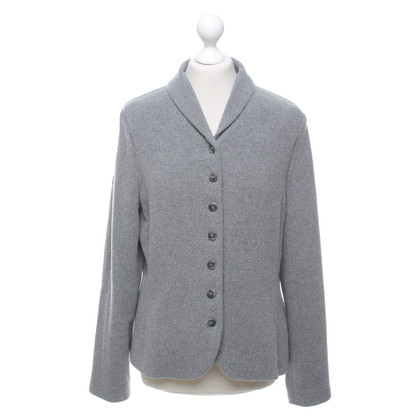 Barbara Schwarzer Jacket in grey