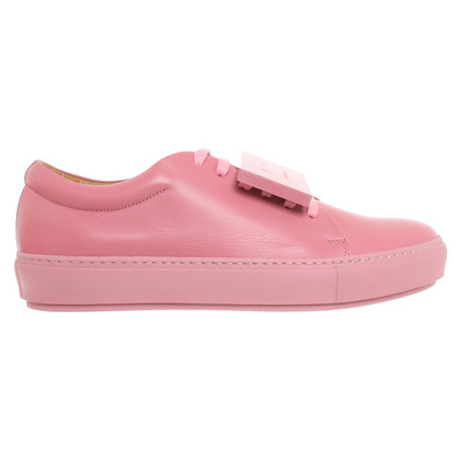 Acne Veterschoenen in Pink