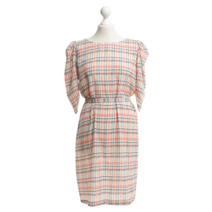 Tara Jarmon Dress with check pattern