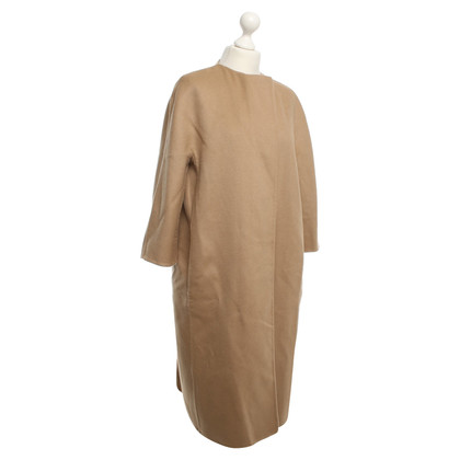 Marni Coat in beige