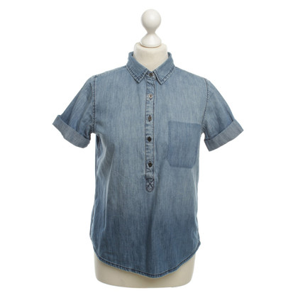 Current Elliott denim shirt
