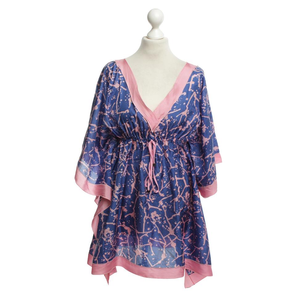Missoni Kimono aus Seide