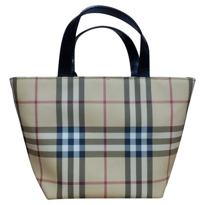 Burberry Bag  with Nova check pattern