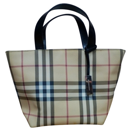 Burberry Tasche mit Nova Check Muster