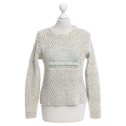 Versace Sweater in multicolor