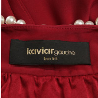 kaviar gauche kleid in rot second hand kaviar gauche kleid in rot gebraucht kaufen f r 100 00. Black Bedroom Furniture Sets. Home Design Ideas