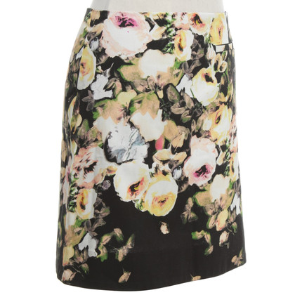 Paul Smith skirt with a floral pattern