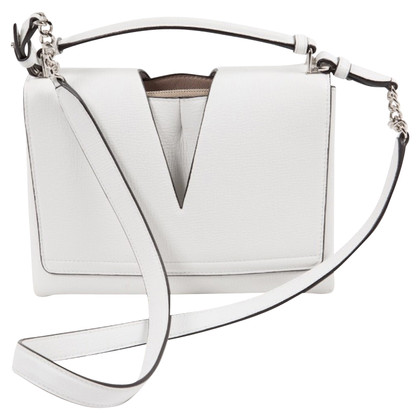 Jil Sander white Shoulder Bag