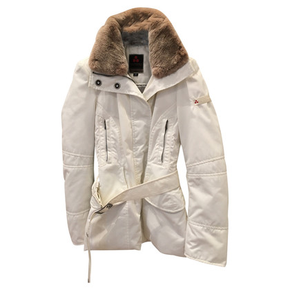 Peuterey Down jacket in white