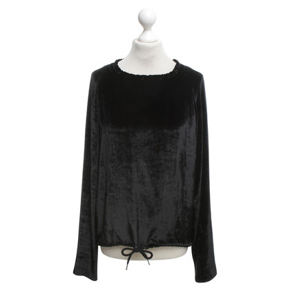 See by Chloé Pullover aus Samt