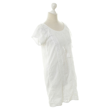 Maison Scotch Cotton dress in white