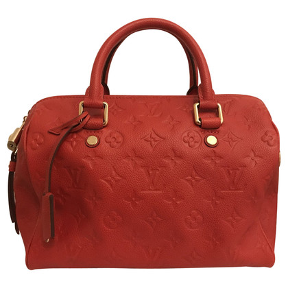 "Louis Vuitton ""Speedy Monogram Empreinte"" Ltd. E."