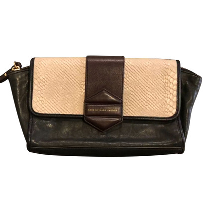 "Marc by Marc Jacobs clutch ""Flipping Out""."