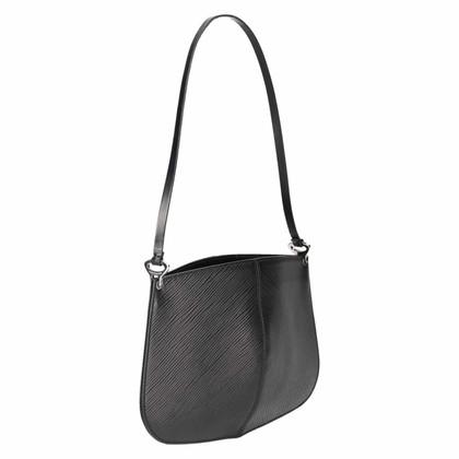 """Louis Vuitton """"Pochette Demi-Lune Epi Leather"""""""