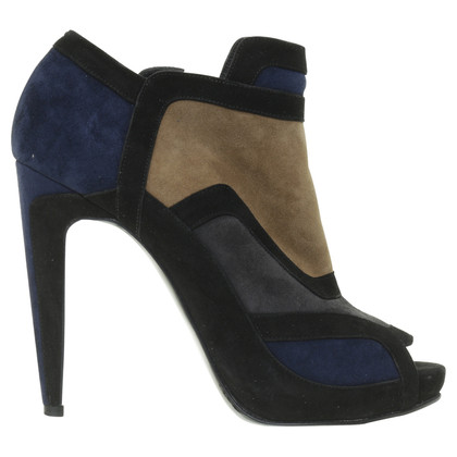 Pierre Hardy Ankle boots suede