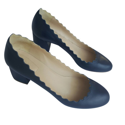 Chloé Blue pumps