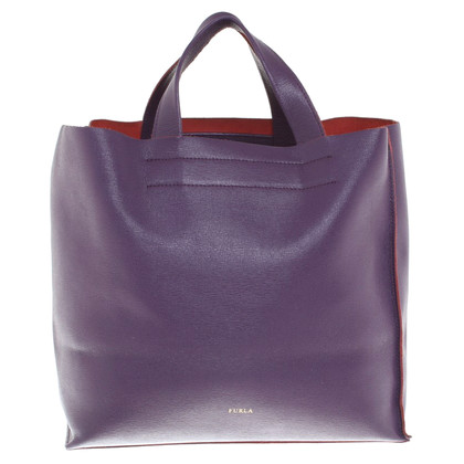 Furla Handbag in purple