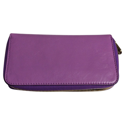 Chloé Wallet in purple