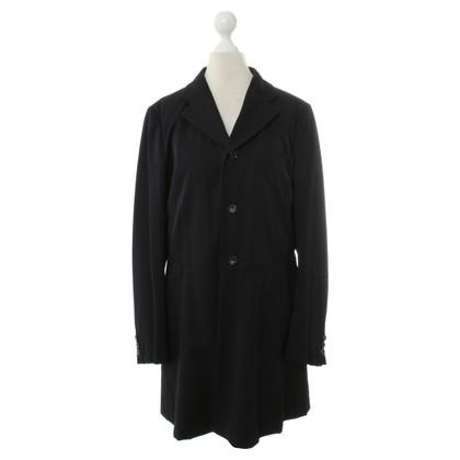 Comme des Garçons Jacket in dark blue