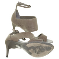 Alexander McQueen Sandals grey