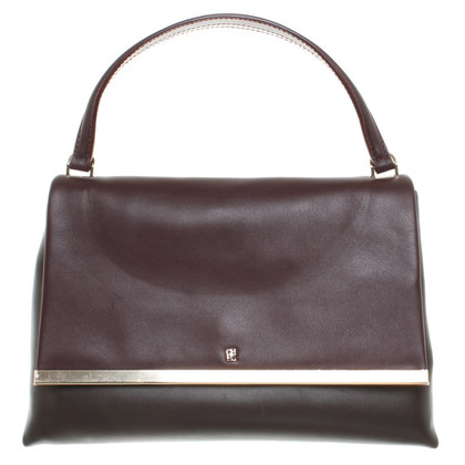 Carolina Herrera Borsa a Bordeaux / Brown