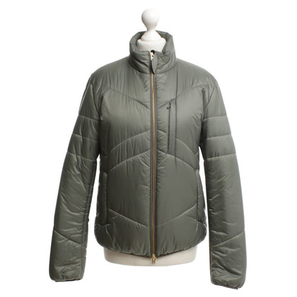 Closed Jacke in hellem Khaki