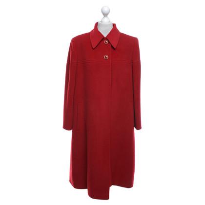Valentino Coat in red