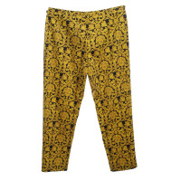 St. Emile Pants with Baroque patterns