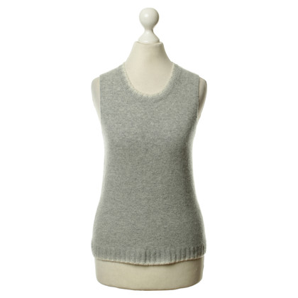 Iris von Arnim Cashmere sweater in grey