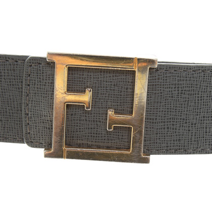 Fendi Cintura in Grey