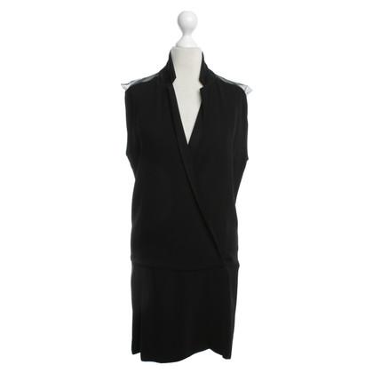 Sandro Dress in black