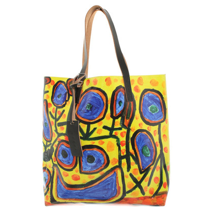 Marni colorful shopper