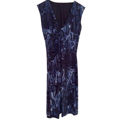 Philipp Plein Dress with snake print