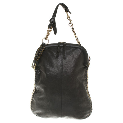 Maliparmi Handtasche in Schwarz