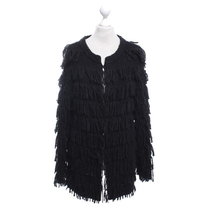 Marc Cain Cardigan with fringes