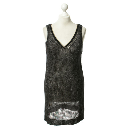 Schumacher Knit dress in black