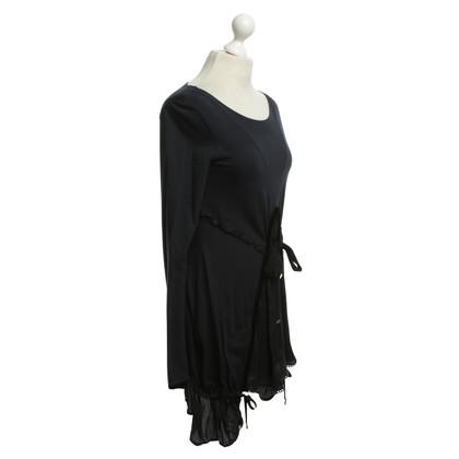 Other Designer HIGH - dress in dark blue
