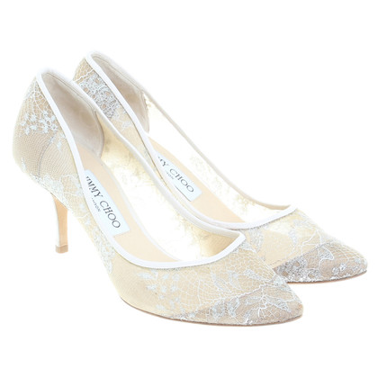Jimmy Choo pumps pizzo