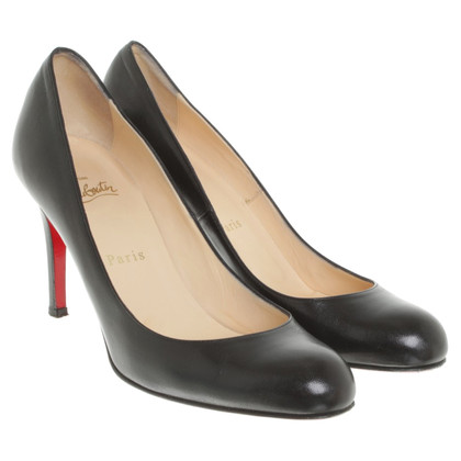 Christian Louboutin Pumps in Schwarz